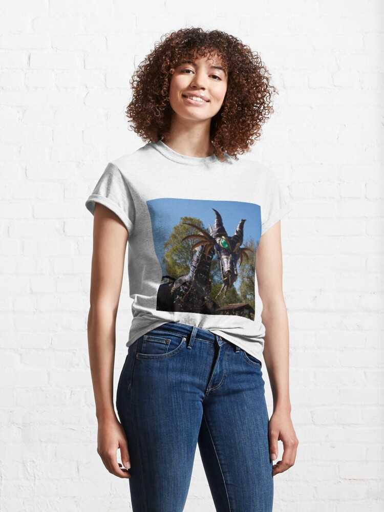 Alternate view of She Sees You Classic T-Shirt