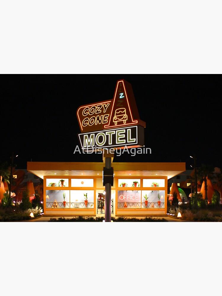 Cozy Cone Motel by AtDisneyAgain