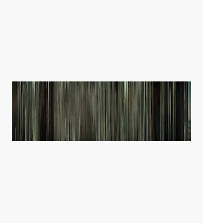 Moviebarcode: Gran Torino (2008) Photographic Print