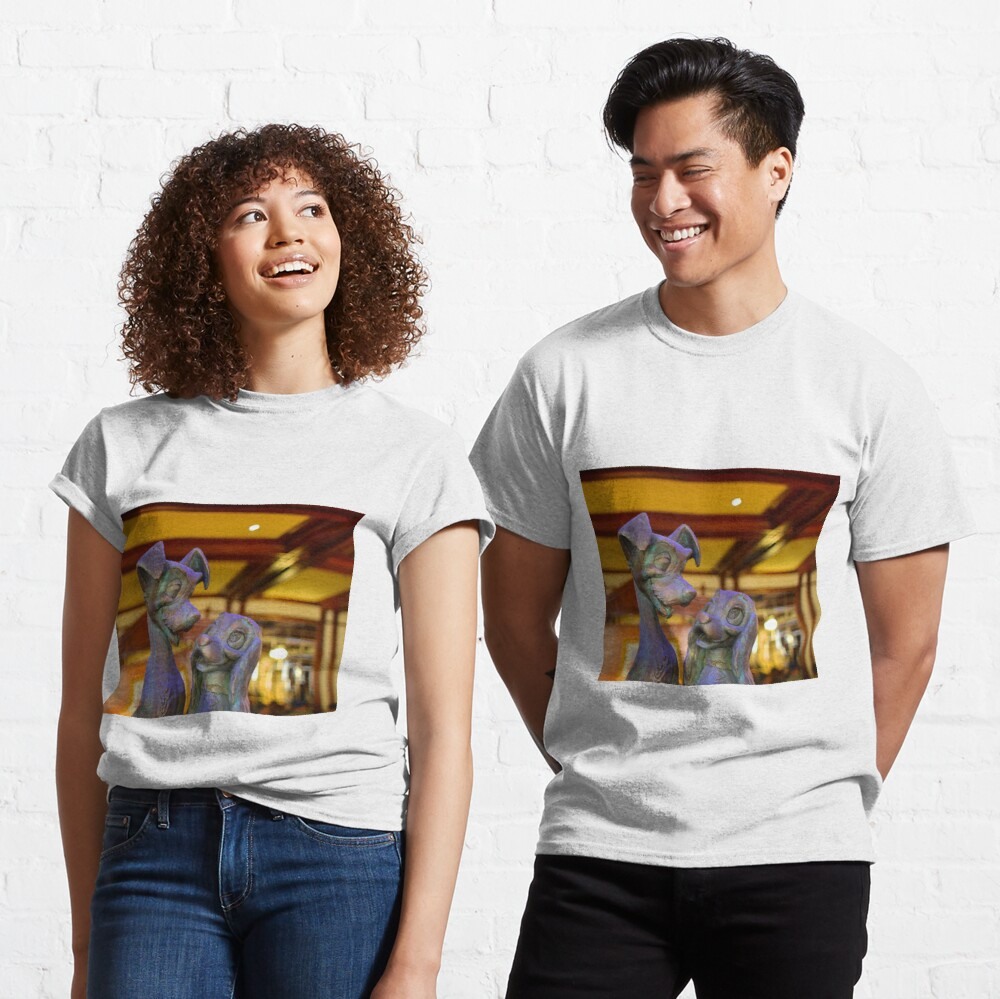 A Lady and Her Tramp Classic T-Shirt
