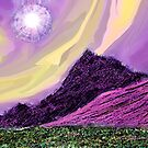 Landscape Composition-3 by Sesha