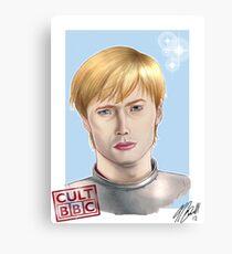 CULT BBC - Arthur (Merlin) Canvas Print
