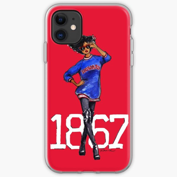 Howard Diva iPhone Soft Case