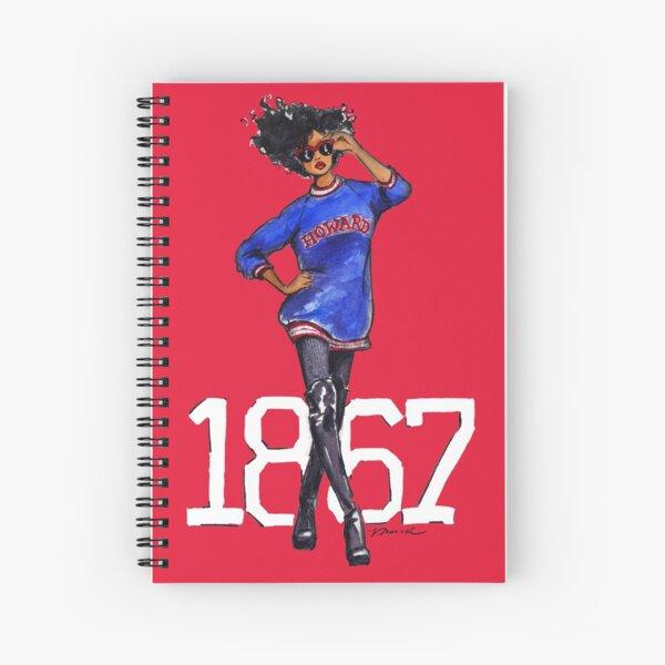 Howard Diva Spiral Notebook