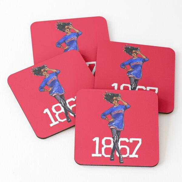 Howard Diva Coasters (Set of 4)