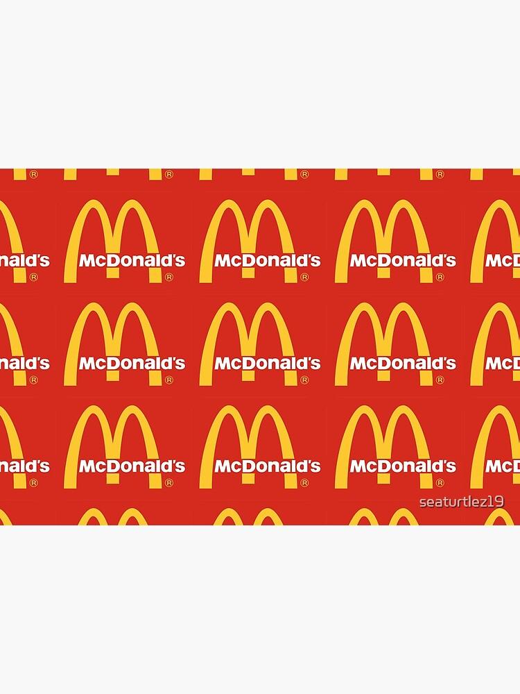 mcdonalds logo  by seaturtlez19