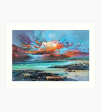 Sanna Sky Art Print
