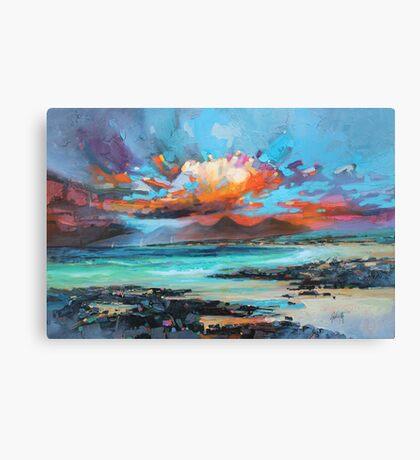 Sanna Sky Canvas Print