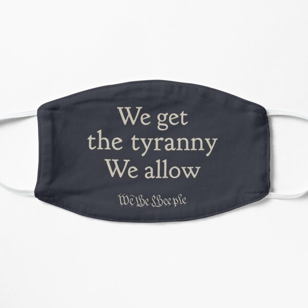 Our Tyranny Mask