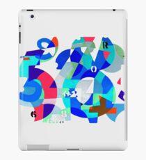 contemporary iPad Case/Skin