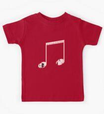 Music speaks volumes Kids Clothes