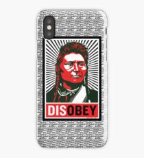 Cheif Josephy Disobey iPhone Case/Skin