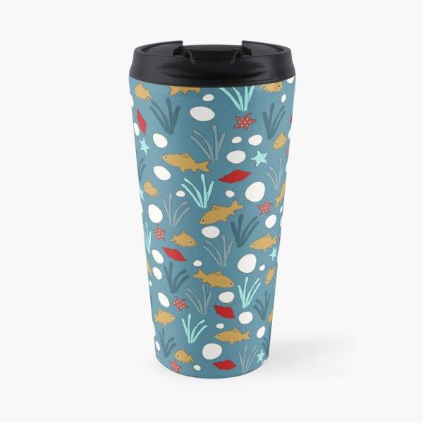 Life Aquatic III Travel Mug