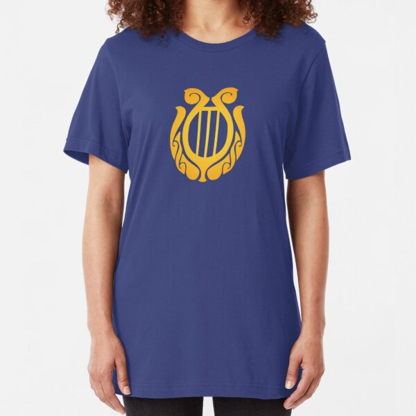 Malkuth Empire Slim Fit T-Shirt