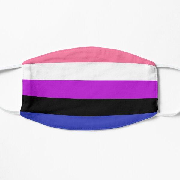 Genderfluid/Genderflexible Flag Mask