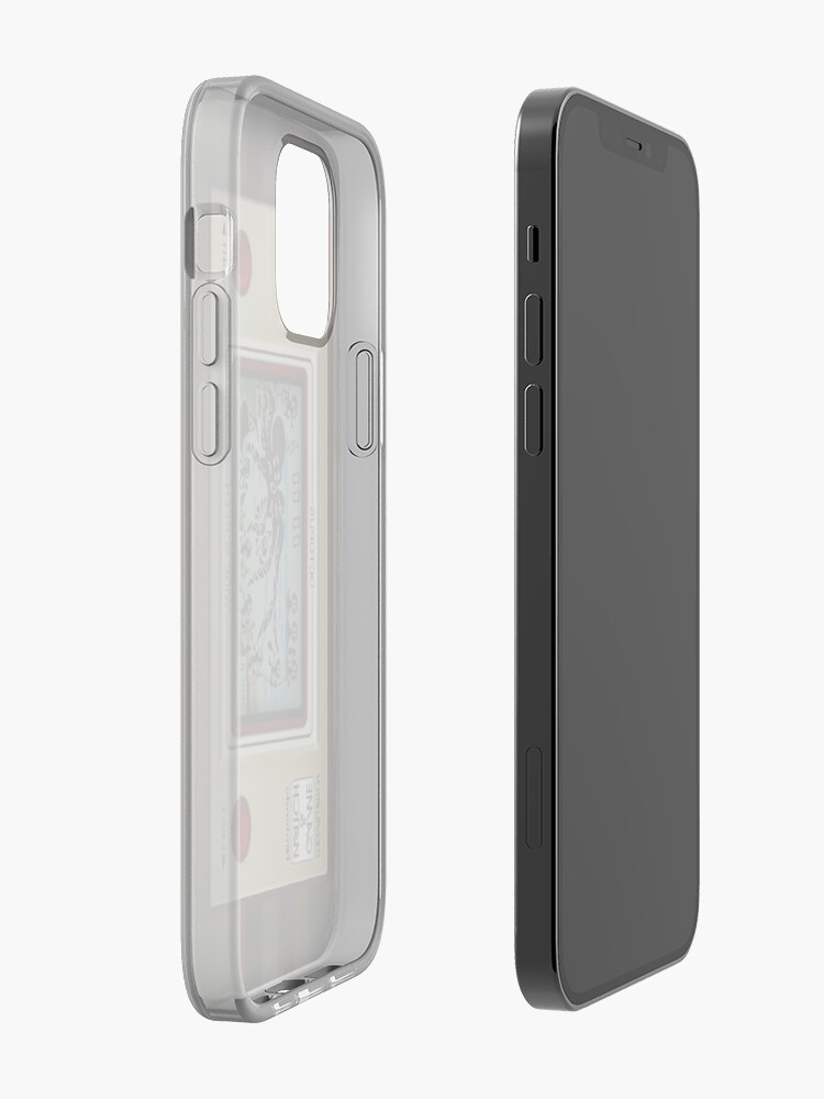 Alternate view of Game&Watch Octopus iPhone Case & Cover