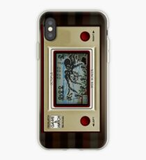Game&Watch Octopus iPhone Case