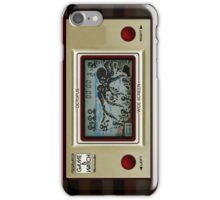 Game&Watch Octopus iPhone Case/Skin