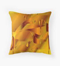 Slow Motion Throw Pillow