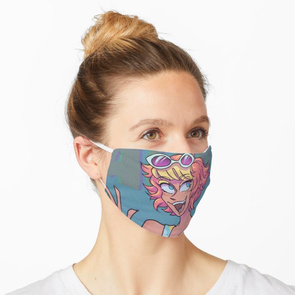 Audie (Animal Crossing Gijinka) Mask