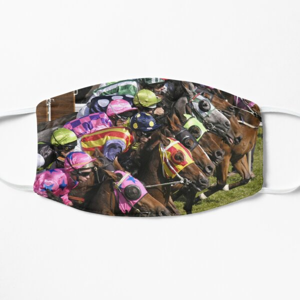 Racing!! 2 Mask