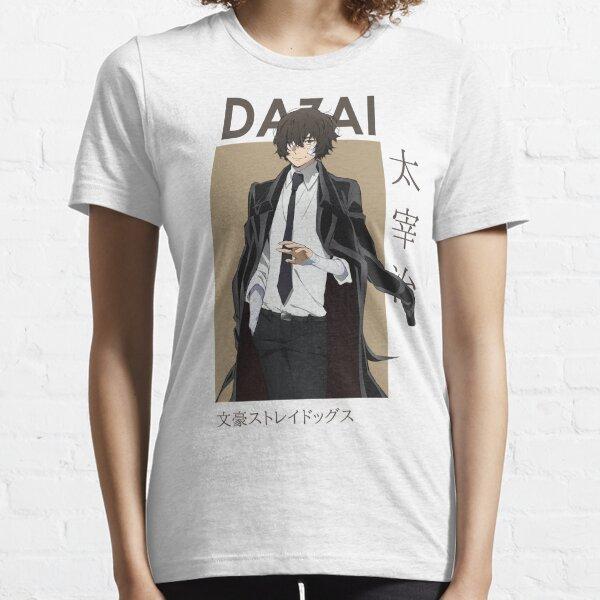 Young Osamu Dazai Bungou Stray Dogs Card Anime Essential T-Shirt