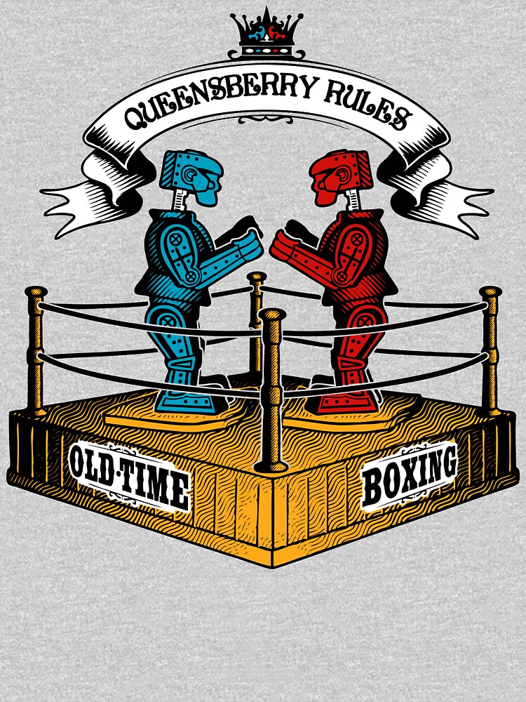 Old-Time Boxing by anfa