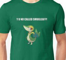 Smugleaf. Unisex T-Shirt