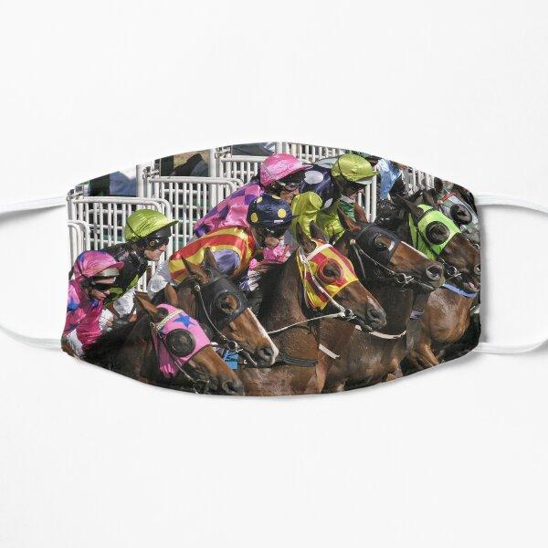 Racing!! Flat Mask