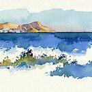 Black Sea Shore by Kasheva