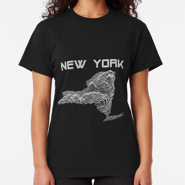 Unknown Elevations - New York Classic T-Shirt
