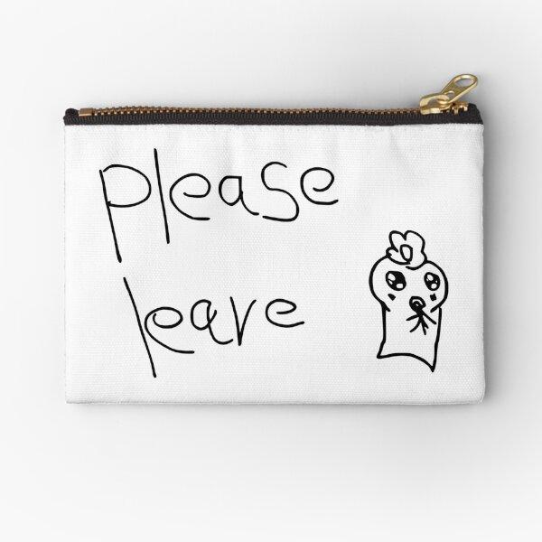 ATEEZ -- please leave Zipper Pouch