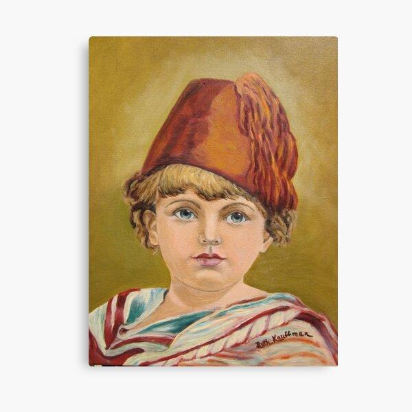 """ALADDIN"" Canvas Print"