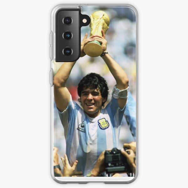Diego Maradona - 1986 Samsung Galaxy Soft Case
