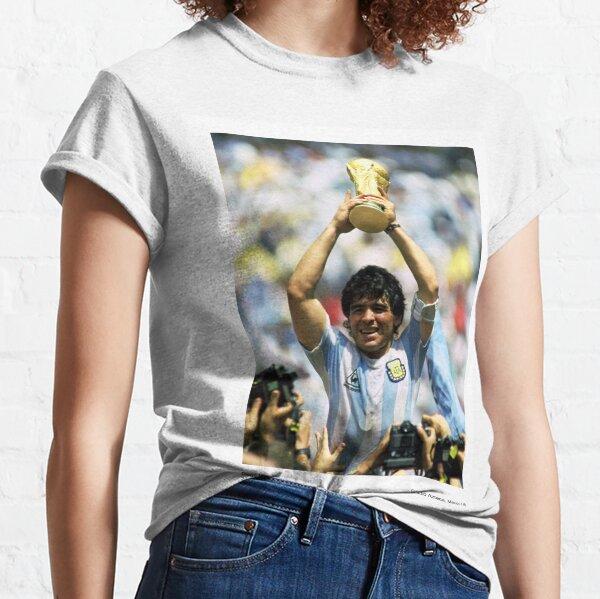 Diego Maradona - 1986 Classic T-Shirt