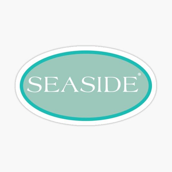 SEASIDE FL 30A classic Sticker