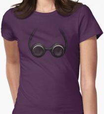 The Goggles (Colour) Womens Fitted T-Shirt