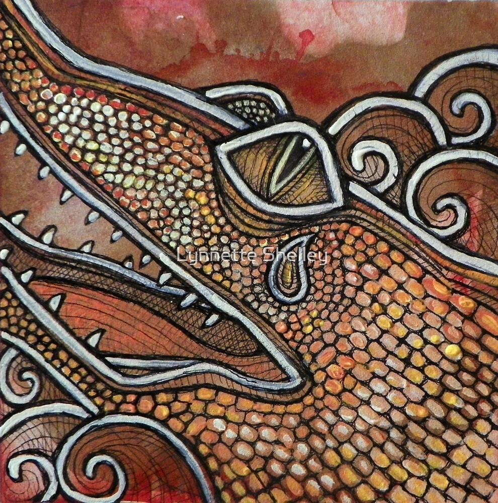 Crocodile Tears by Lynnette Shelley
