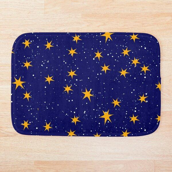 Cup full of stars Bath Mat