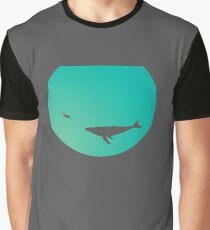 Ocean Bowl Graphic T-Shirt