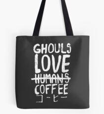 Ghouls love coffee Tote Bag