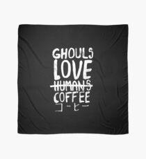 Pañuelo Ghouls encanta el café