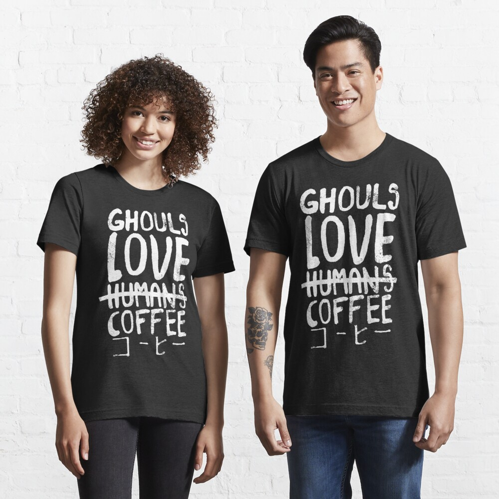 Ghouls love coffee Essential T-Shirt
