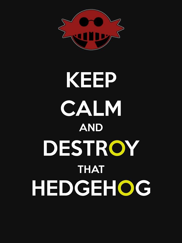 Keep Calm Robotnik by thethorn