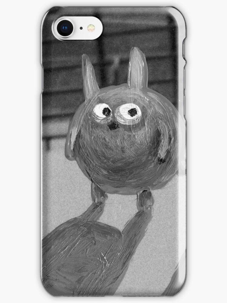 bunny noir by Marianna Tankelevich