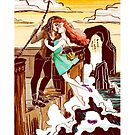 The Pirate and the Mermaid Case by Philliplight