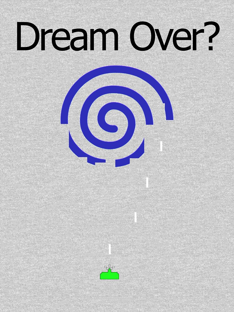 Dream Over? by thethorn