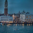 (see large)        ...Venice at night .... by John44