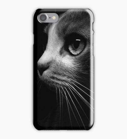 Catch Her Stealing. iPhone Case/Skin