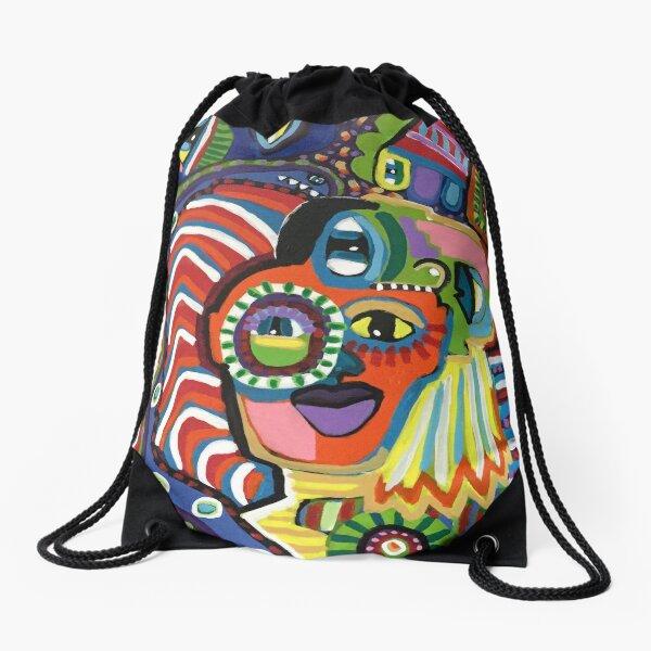 My Corona Drawstring Bag
